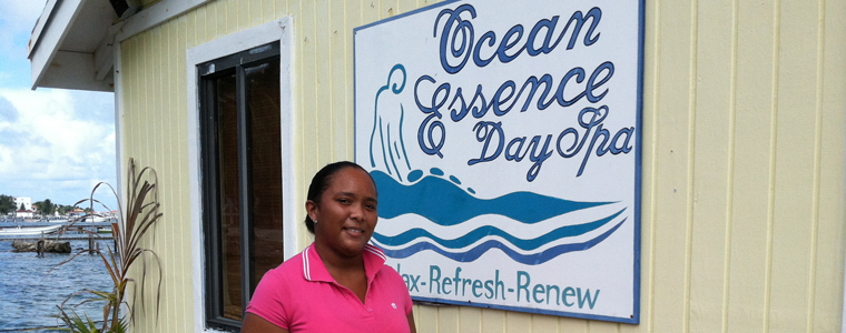 Ocean Essence Day Spa - San Pedro Belize